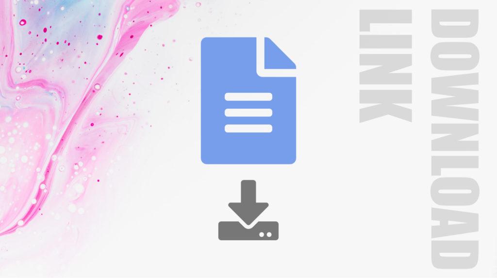 【HTML】ファイルをダウンロードするリンクの設置方法